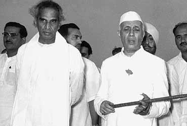'Nehru's Evil Genius'