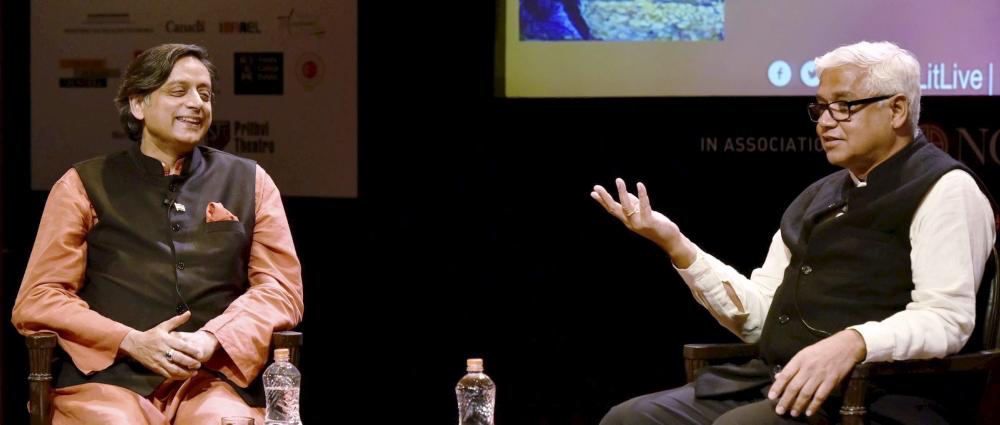 Amitav Ghosh Gets Life-Time Achievement Award At Literature Fest