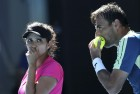 Sania Mirza, Ivan Dodig End Runner-Up at Australian Open