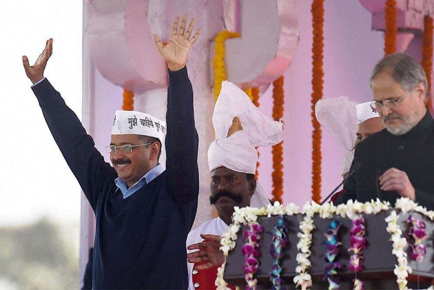 Delhi CM Kejriwal Not to Keep Any Portfolio