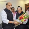 Former JD(U) MP N.K. Singh Joins BJP