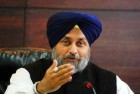 Amarinder Playing Into Hands Of Anti-National Forces: Sukhbir Singh Badal