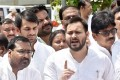 Tejashwi Launches Agitation Against Bihar CM Nitish For 'Insulting' People's Mandate