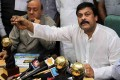 Eggs Thrown at Chiranjeevi After His Comments on Modi
