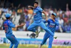 India Thrash Lanka by Six Wickets in Third ODI, Seal Series