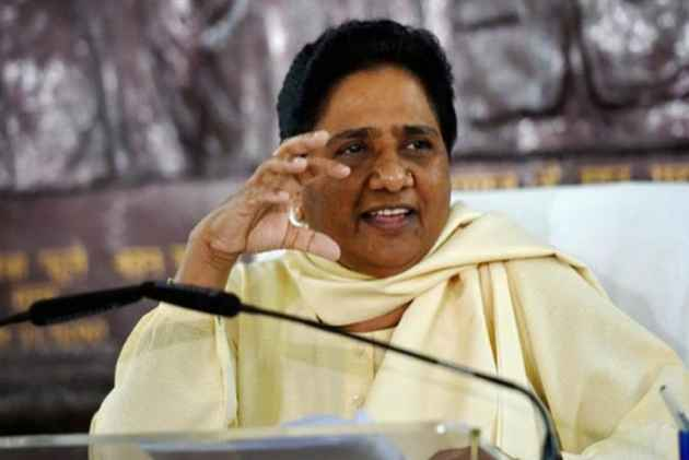 Rajya Sabha Chairman Hamid Ansari Accepts Mayawati's Resignation