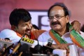 When I Thought I Can't Visit BJP Headquarters I Had Tears In My Eyes, Says VP Nominee Naidu