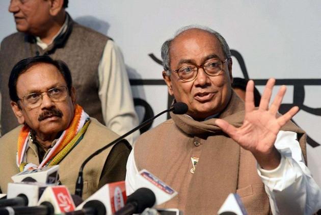 Kejriwal Part of RSS Plan for Congress-Free India: Digvijay