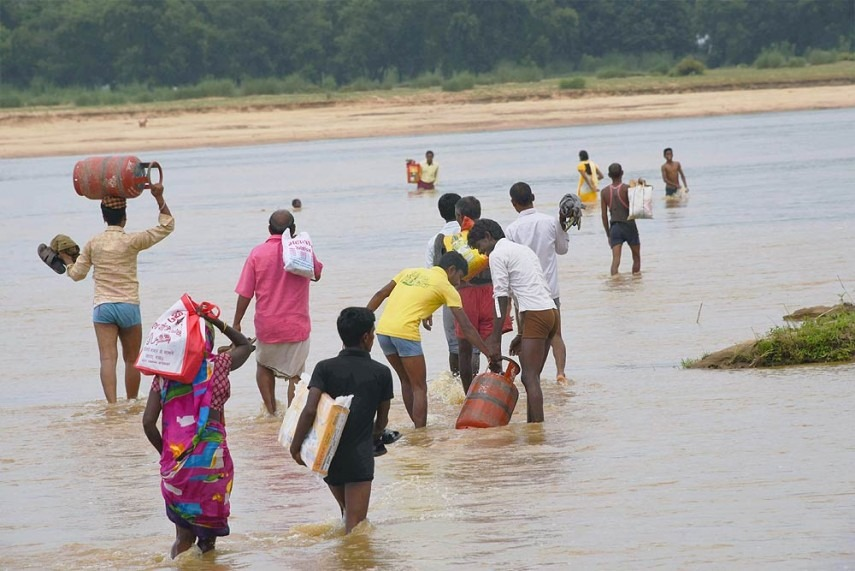Bihar Flood Toll Mounts to 153, 17 Districts Affected