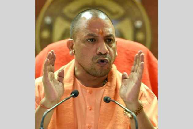 FIR Against PWD Engineer After Dais Collapses Before UP CM Adityanath's Arrival