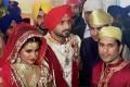 Cricketer Harbhajan Singh Ties Knot With Actor Geeta Basra