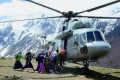 Engineer Killed, Pilots Injured After Chopper Carrying Pilgrims Crashes In Badrinath