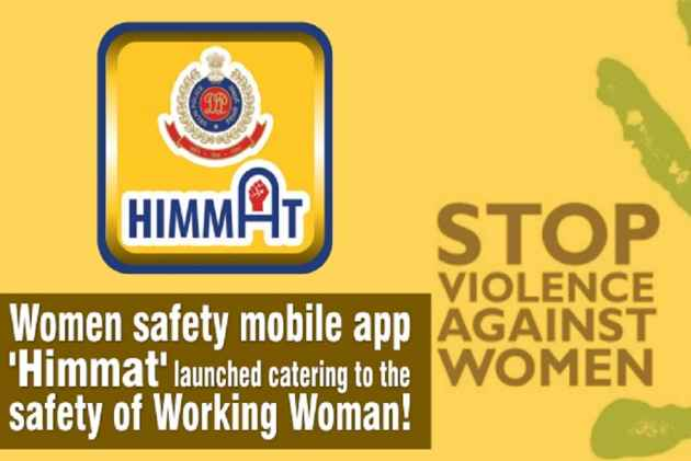 Delhi Police To Relaunch Women's Safety App 'Himmat'