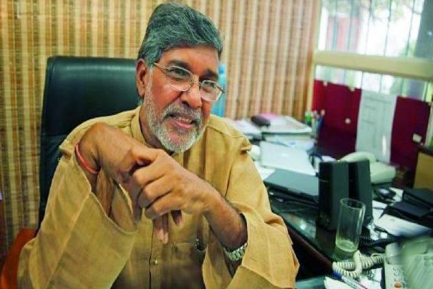 Police Recover Kailash Satyarthi's Stolen Nobel Citation From Jungle