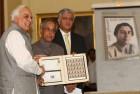Sahir Ludhianvi Honoured With Postal Stamp