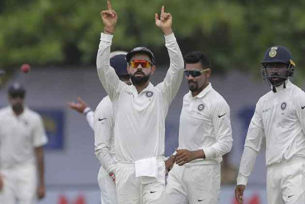 Kohli, Mukund Hit Half Centuries As India Continue To Dominate Against Sri Lanka