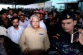 Lalu Appears Before Special CBI Courts in Fodder Scam