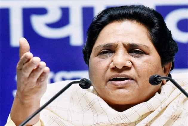 Adityanath's Lunch With Dalits A Political Drama: Mayawati