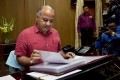 'Place All Files Sent by L-G Before Me', Sisodia Tells Law Dept