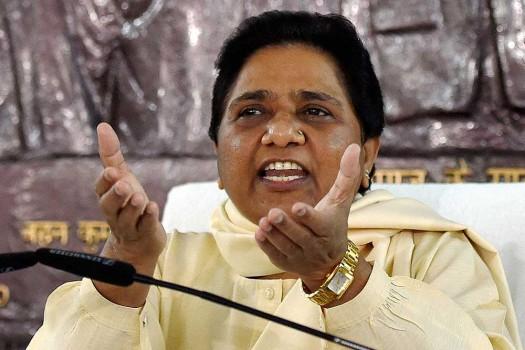 Cash Deposit in BSP Account Legitimate, Centre Misusing Official Machinery: Mayawati