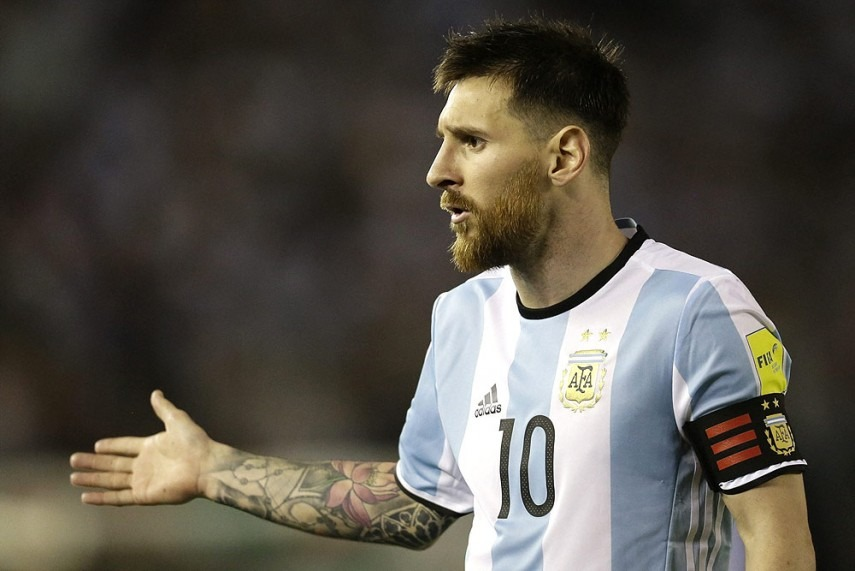 Spain Supreme Court Confirms 21-Month Jail Sentence to Messi in Fraud Case