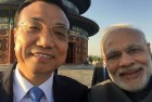 Modi's Selfie With Li Registers 31.85 Million Hits on Weibo
