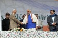 PM Announces Rs 80,000 Cr Package for J&K, Invokes Vajpayee