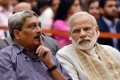 Would Gouge Out Enemy's Eyes If Provoked: Parrikar