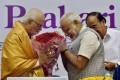 Govt on Right Track to Bring 'Achhe Din': Advani
