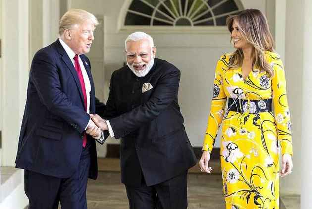 Hope India, US Can Develop Ties 'Conducive' to Regional Peace: China