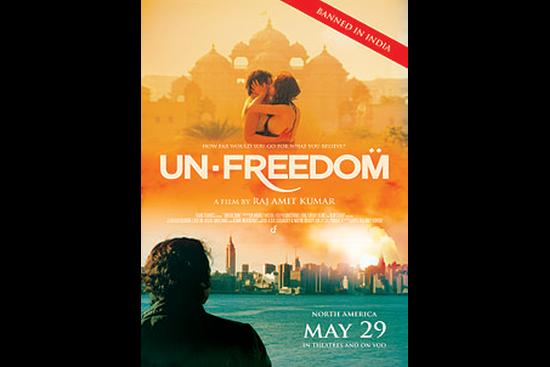 Film on Homosexuality 'Un-Freedom' Banned in India