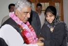 PDP Writes to Governor, Mehbooba Set to Be First Woman CM of J&K