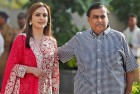 VVIP Security Cover for Nita Ambani