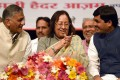 Not Just Today, Muslims Feeling Alienated Since 1947: Heptulla