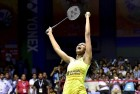 Sindhu Wins, Saina Bows Out of Badminton Asia Championships