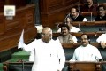 Goa, Manipur Goverment-Formation To Rock Lok Sabha, Congress To Move Adjournment Motion