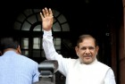 Sharad Yadav Replaced Due To 'Anti-Party Activities', Says JD(U)