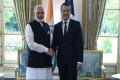 PM Modi Meets French Prez Emmanuel Macron, Discusses Ways To Enhance Strategic Ties