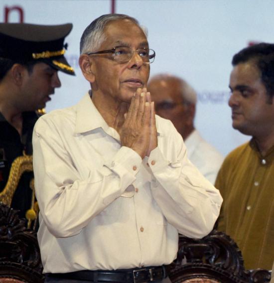 Chopper Scam: CBI Questions WB Guv M.K. Narayanan