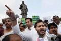 Tejashwi Yadav Demands Resignation of Nitish, Sushil Modi Over NGO  'Scam'