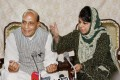 Amarnath Terror Attack: Mehbooba Meets Rajnath to Discuss Kashmir Situation