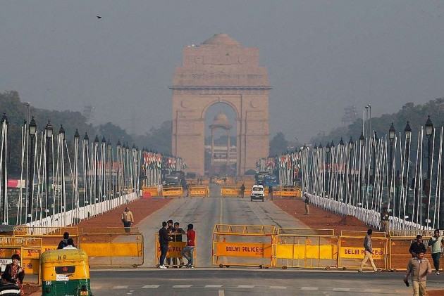 Unprecedented Security Cover in the Capital for R-Day