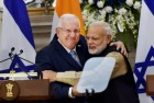 'I To I And I For I, Means India With Israel, India For Israel': Modi Tells President Rivlin