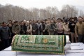 Thousands Attend Congregational Prayers for Sayeed in Kashmir