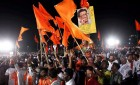 Sena Workers Force Manohar Joshi to Leave Dussehra Rally