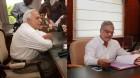 C.P. Joshi Takes Charge As Rail Min, Sibal As Law Min
