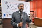 Editors Guild Condemns ABVP Threats to Journalist Siddharth Varadrajan