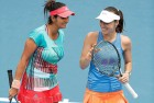 Sania Mirza-Martina Hingis Win Australian Open for Third Major Trophy
