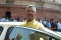 Uttarakhand CM Rawat Inaugurates Cowshed At Official Residence