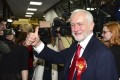 Jeremy Corbyn Overtakes Theresa May in UK Popularity Ratings